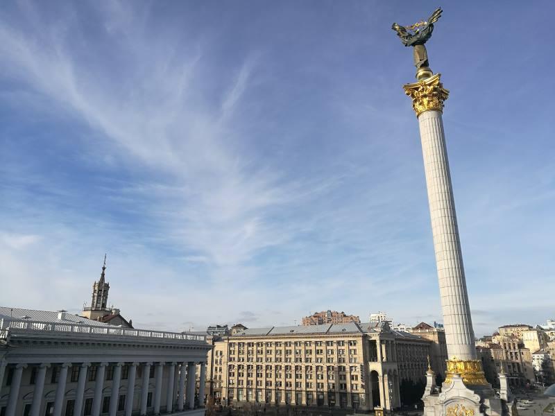 Η πλατεία Ανεξαρτησίας