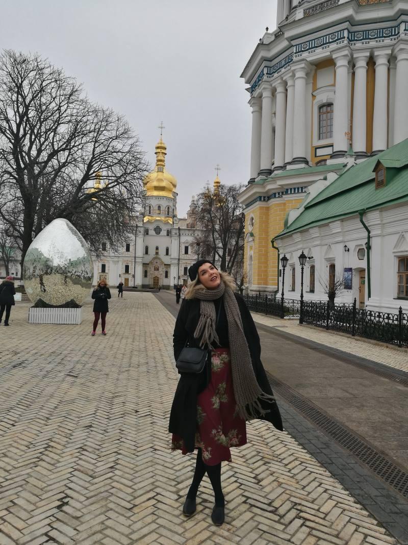 Η Λαύρα των σπηλαίων του Κιέβου